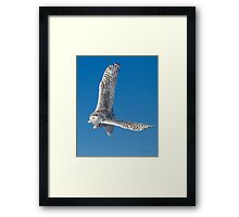 Right angle Framed Print