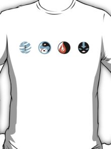 A:tLA 4 Icons Challenge T-Shirt