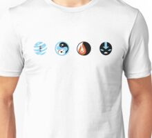 A:tLA 4 Icons Challenge Unisex T-Shirt