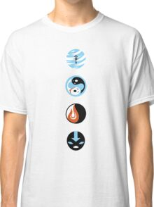 A:tLA 4 Icons Challenge Vertical Classic T-Shirt