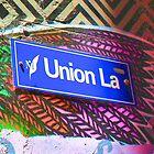 Union Lane - Graffiti - Street Art by NicNik Designs
