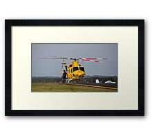 Westpac Rescue 01 Framed Print