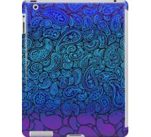 Purple Paisley iPad Case/Skin