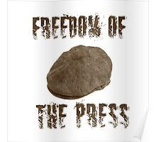 Fallout - Piper - Freedom Of The Press Poster