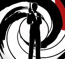 Secret Agent by alexasean