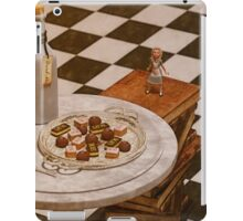 Alice in Wonderland - A Curious Hall iPad Case/Skin
