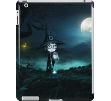 Witch at The Nightmare iPad Case/Skin