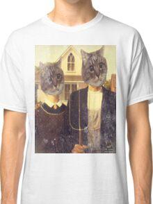 TPNT | Cat Gothic Classic T-Shirt