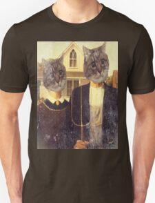 TPNT   Cat Gothic T-Shirt