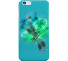 Dragonflies iPhone Case/Skin