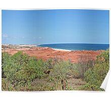 Cape Leveque, (Kooljaman), Western Australia Poster