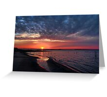 Excellent Reflections Greeting Card