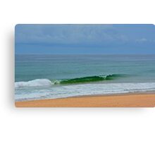Salt Water. Canvas Print