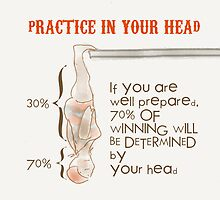 Practice In Your Head by CheapPsychology