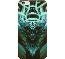 DK Skull green iPhone Case/Skin