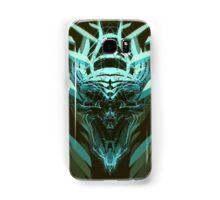 DK Skull green Samsung Galaxy Case/Skin