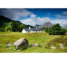 Black Rock Cottage Photographic Print