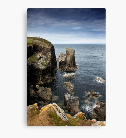 Ness Point Canvas Print