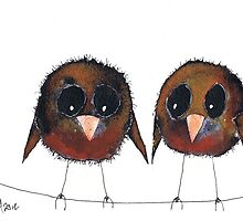 ROBINS by Hares & Critters