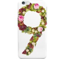 The number Nine iPhone Case/Skin