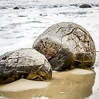 The Moeraki Boulders by 29Breizh33