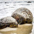 The Moeraki Boulders by 29Breizh33
