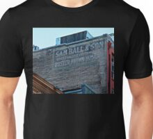 Ghost Sign - Sam Ball and Son, New Orleans  Unisex T-Shirt
