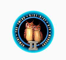 Gemini zodiac astrology by Valxart Unisex T-Shirt