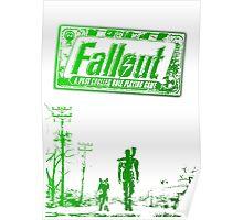 Fallout | Wasteland Adventurer Poster
