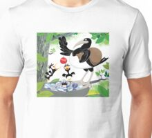 Thieving Magpies Unisex T-Shirt