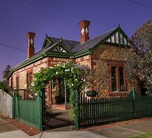 Corner House by sedge808