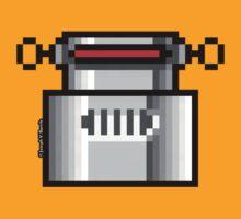 Crusher the Tin-Can Titan by JoesGiantRobots