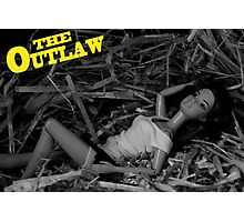 A Plastic World - The Outlaw Photographic Print