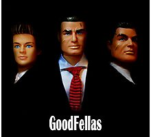 A Plastic World - Goodfellas Photographic Print