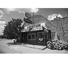Route 66 - Ariston Cafe Photographic Print