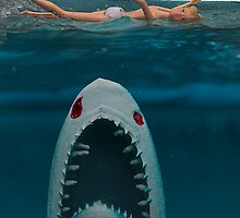 A Plastic World - Jaws by ShakeyFacePhoto