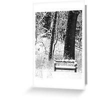 Nichols Arboretum Greeting Card