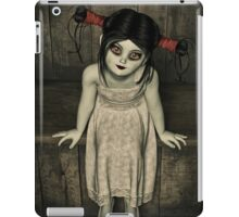Charlotte - The Gothic Doll iPad Case/Skin