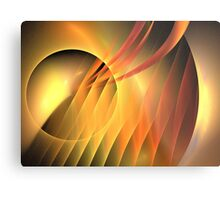 Martian Sunset Metal Print