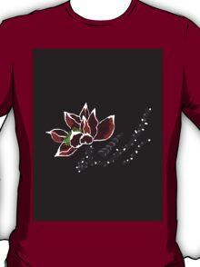 Chinese Lotus Colours. T-Shirt