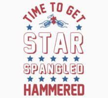 Star Spangled Hammered by Look Human