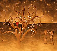 The Magic Tree by Liam Liberty