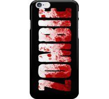 Zombie Case iPhone Case/Skin