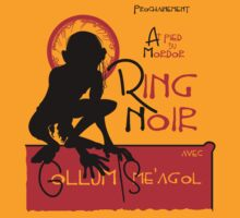 Ring Noir by Lynn Lamour