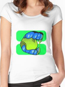 Blehhhhhhh Women's Fitted Scoop T-Shirt