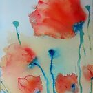 Poppies by Deborah Pass