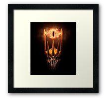 Sauron Framed Print