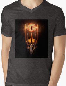 Sauron Mens V-Neck T-Shirt
