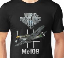 World of Warplanes Me109 Unisex T-Shirt