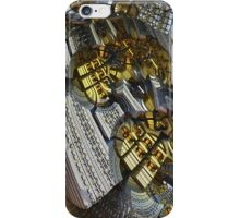 Fantasy in Gold and Silver iPhone Case/Skin